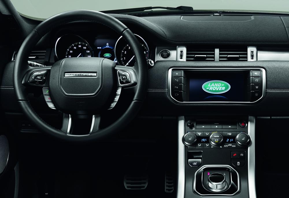Range Rover Evoque İç