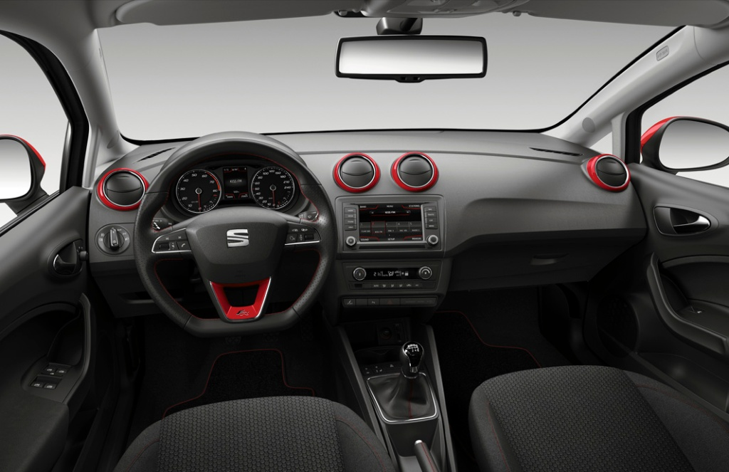 Seat Ibiza İç