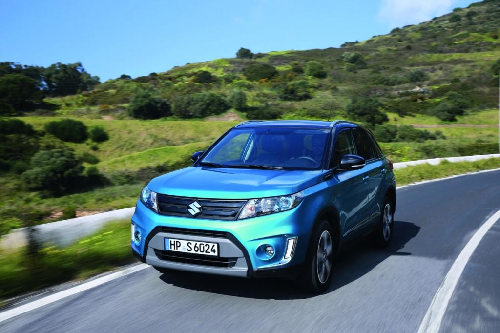Suzuki Vitara Ön (2)