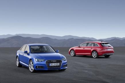 Haber: Yeni Audi A4Tanıtıldı!