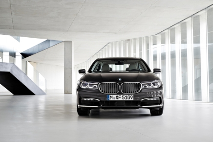 BMW 7-Serisi