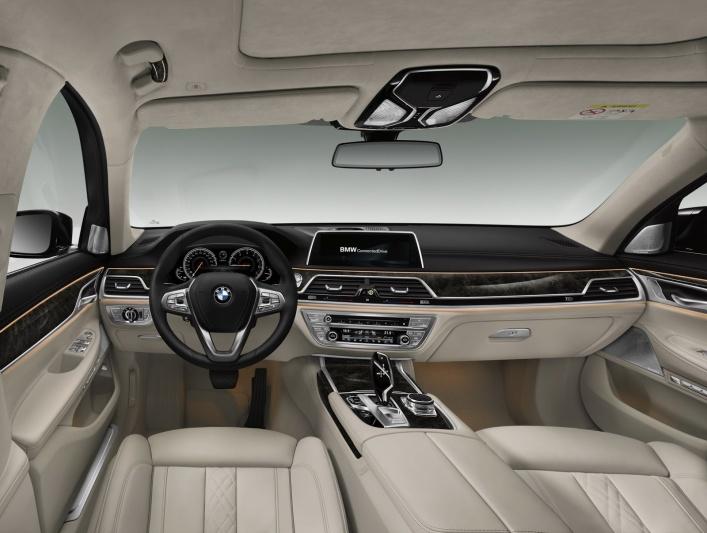BMW 7-Serisi İç