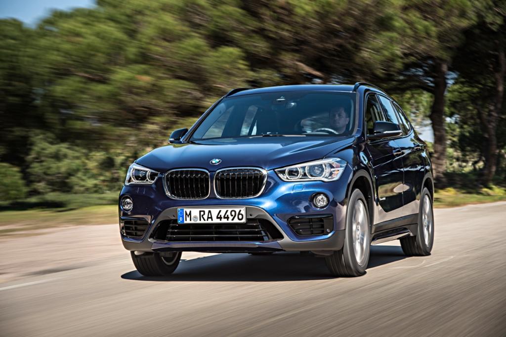 BMW X1 Ön 2