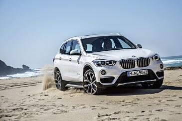 BMW X1 Ön