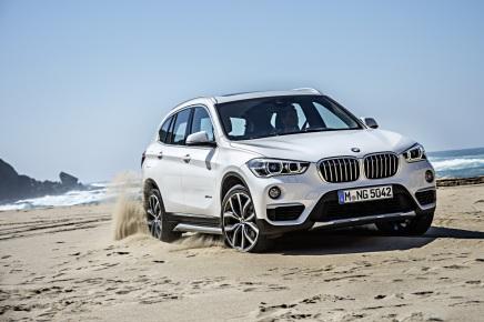 Haber: Yeni BMW X1Göründü!