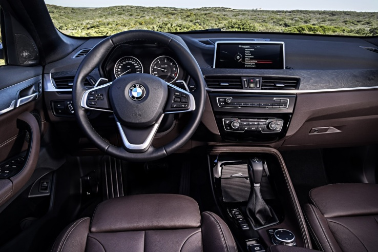 BMW X1 İç