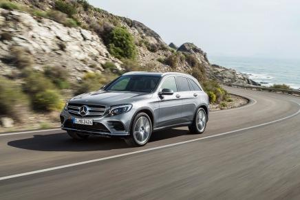 Haber: Mercedes-Benz GLCTanıtıldı!