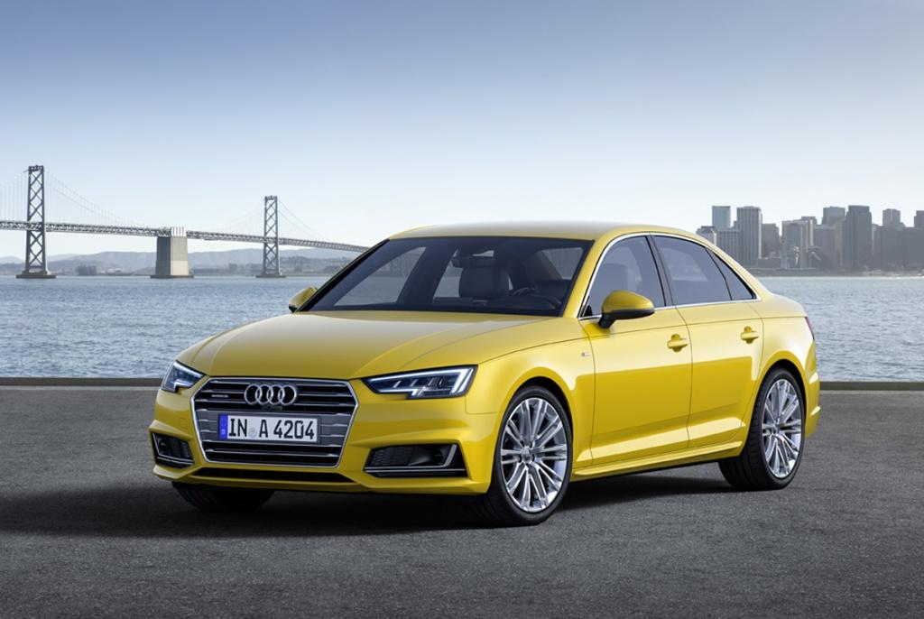 Audi A4 Ön