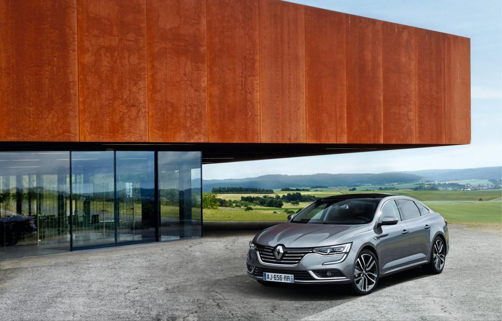 Renault Talisman Ön 2