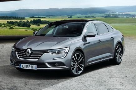 Haber: Renault TalismanTanıtıldı!