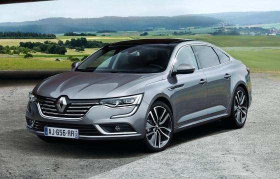 Renault Talisman Ön