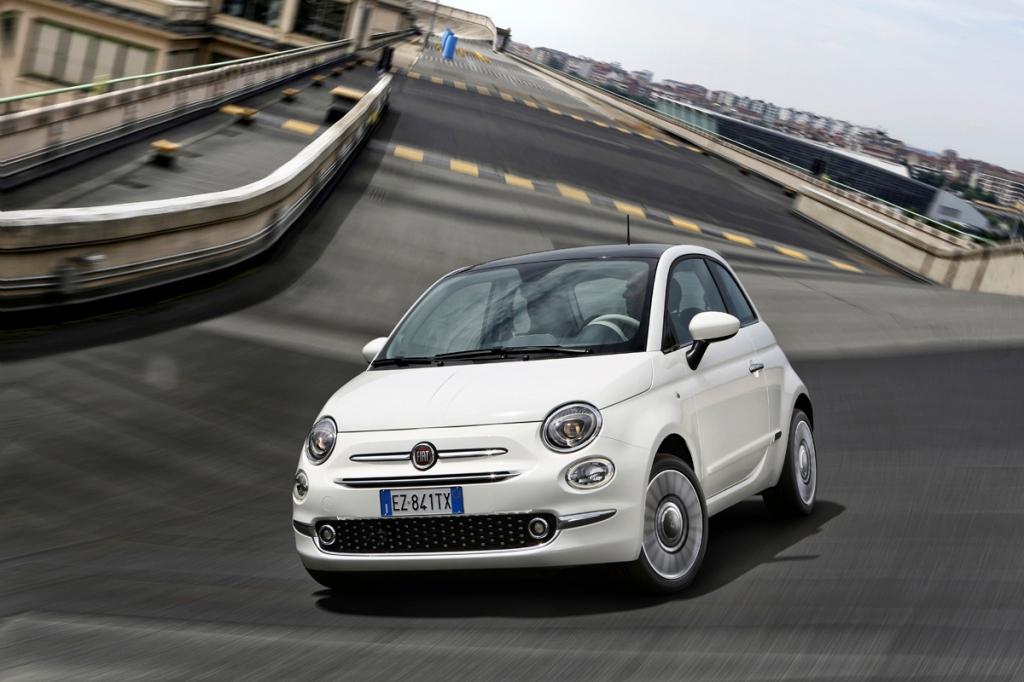 Fiat 500 Ön