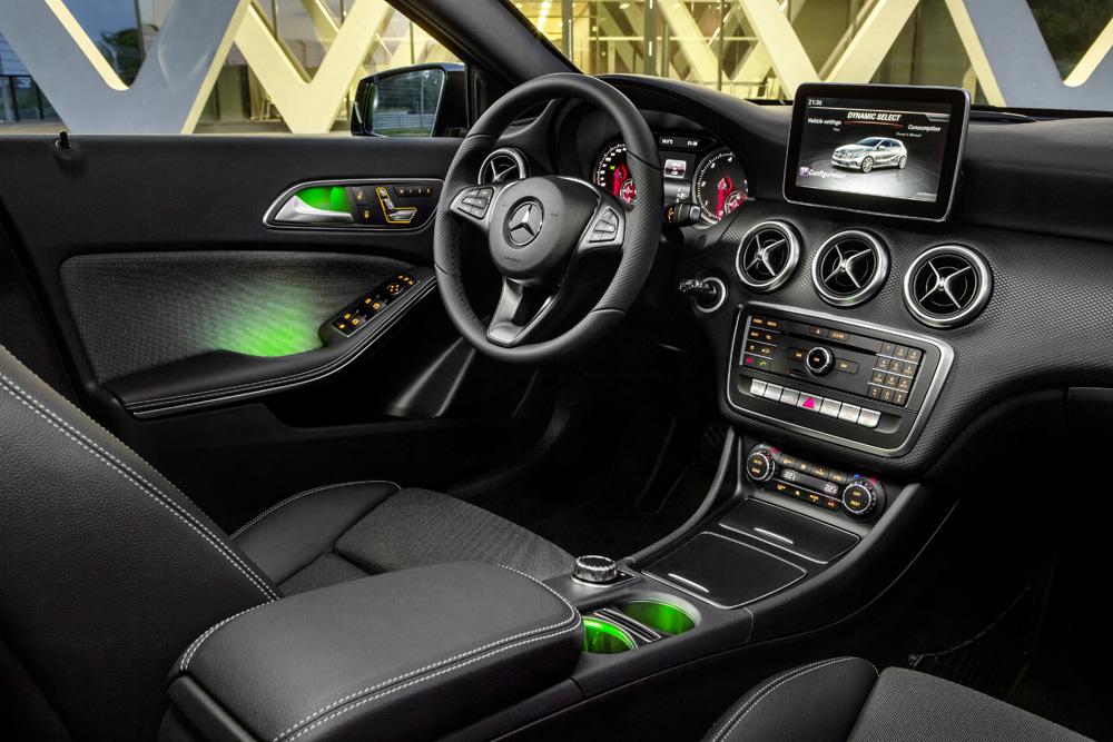 Mercedes-Benz A-Serisi İç
