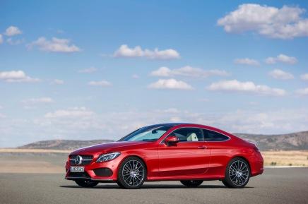 Haber: Mercedes-Benz C-Serisi CoupeTanıtıldı!