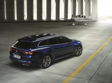 Renault Talisman Estate Arka