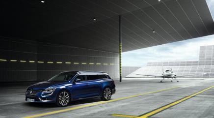 Haber: Renault Talisman EstateTanıtıldı!