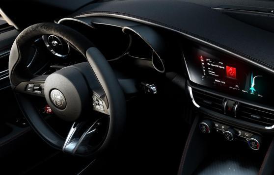 Alfa Romeo Giulia İç