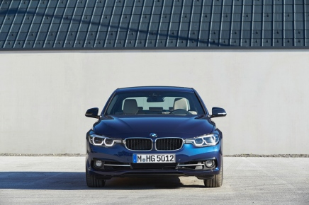 BMW 3-Serisi Sedan