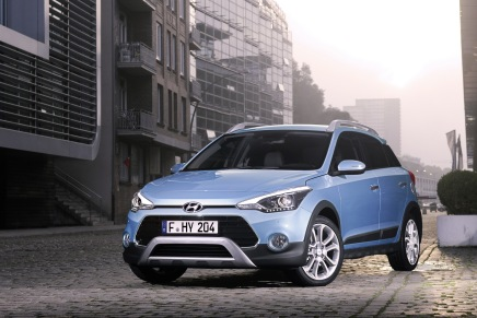 Haber: Hyundai i20 ActiveGöründü!
