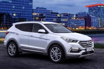 Haber: Makyajlı Hyundai Santa FeDuyuruldu!