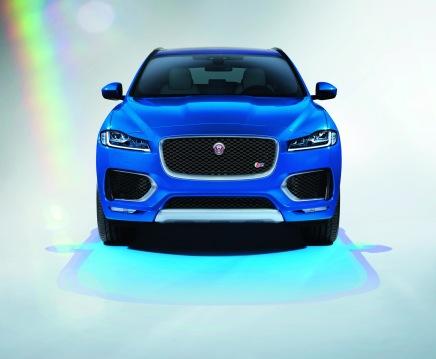 Haber: Jaguar F-PACETanıtıldı!