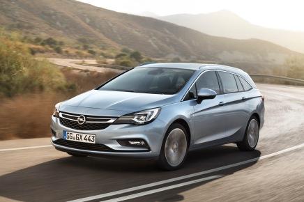 Haber: Yeni Opel Astra Sports TourerGöründü!
