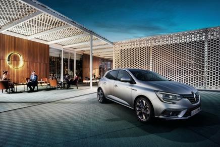 Haber: Yeni Renault MeganeGöründü!
