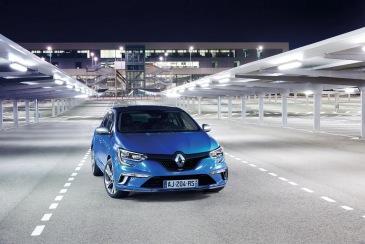 Renault Megane GT Ön