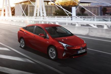 Haber: Yeni Toyota PriusTanıtıldı