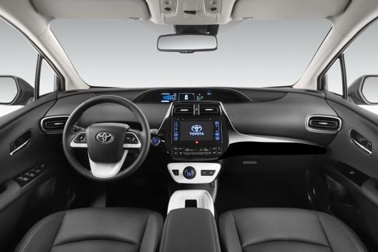 Toyota Prius İç