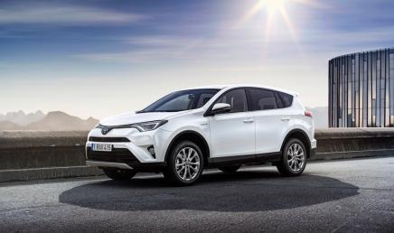 Haber: Makyajlı Toyota RAV4 HybridTanıtıldı