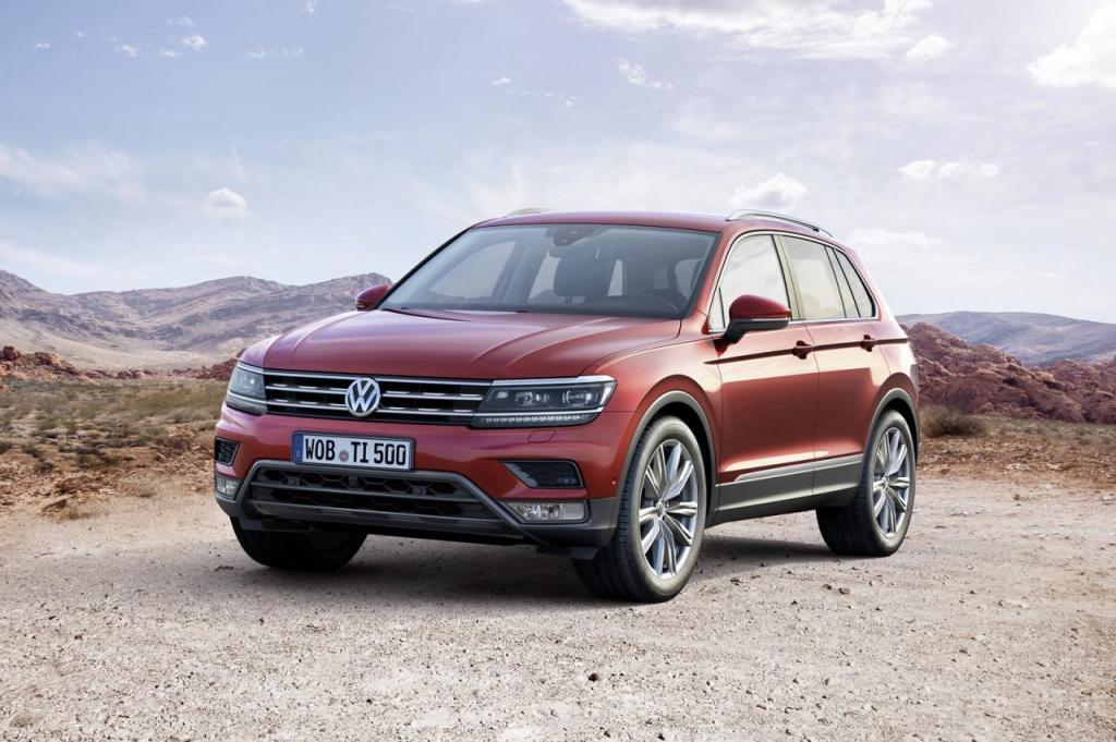 Volkswagen Tiguan Ön