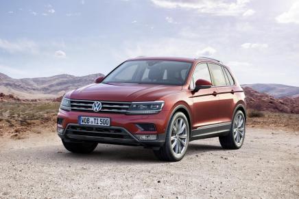 Haber: Yeni Volkswagen TiguanTanıtıldı!
