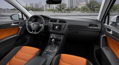 Volkswagen Tiguan İç