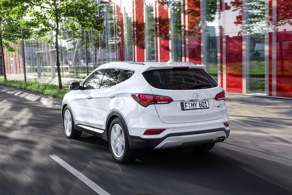 Hyundai Santa Fe Arka 2