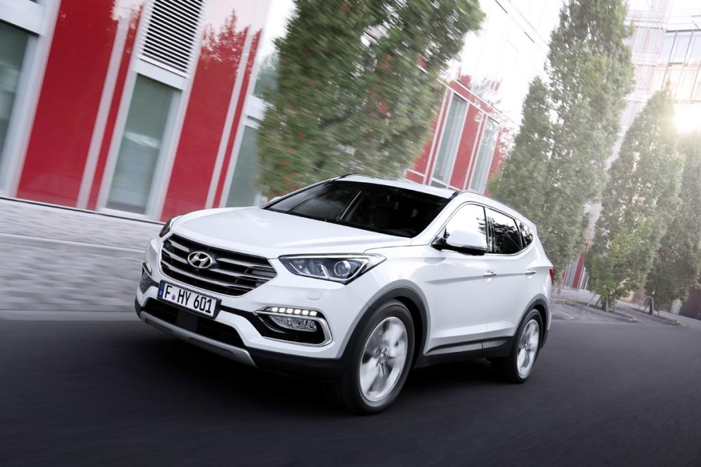 Hyundai Santa Fe Ön (2)
