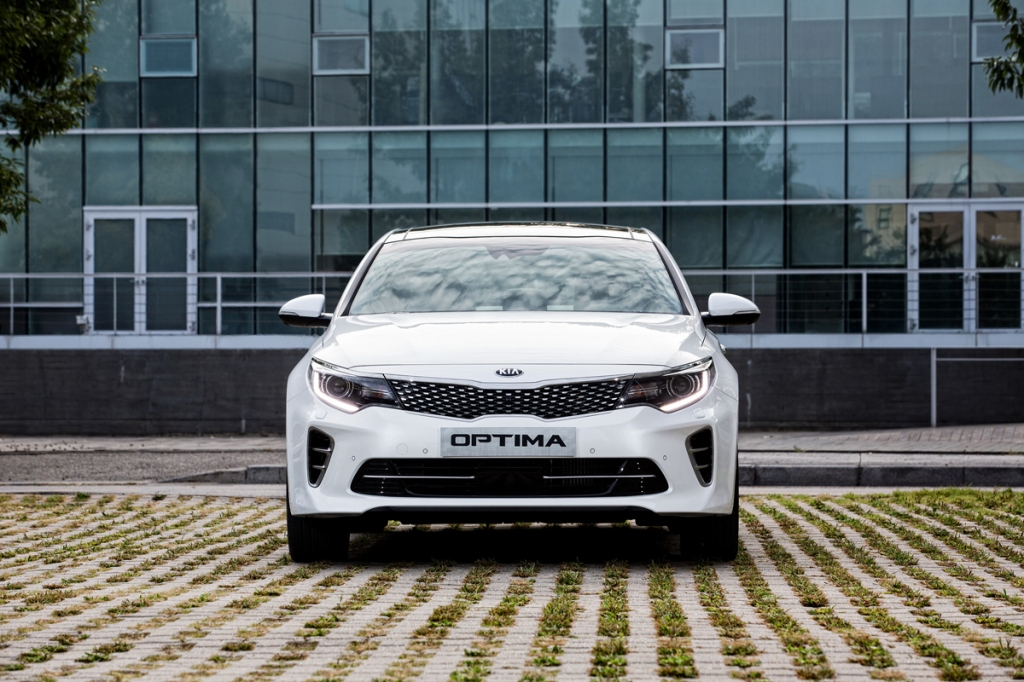 Kia Optima Ön