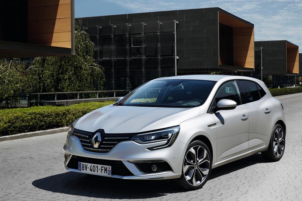 Renault Megane Ön 3