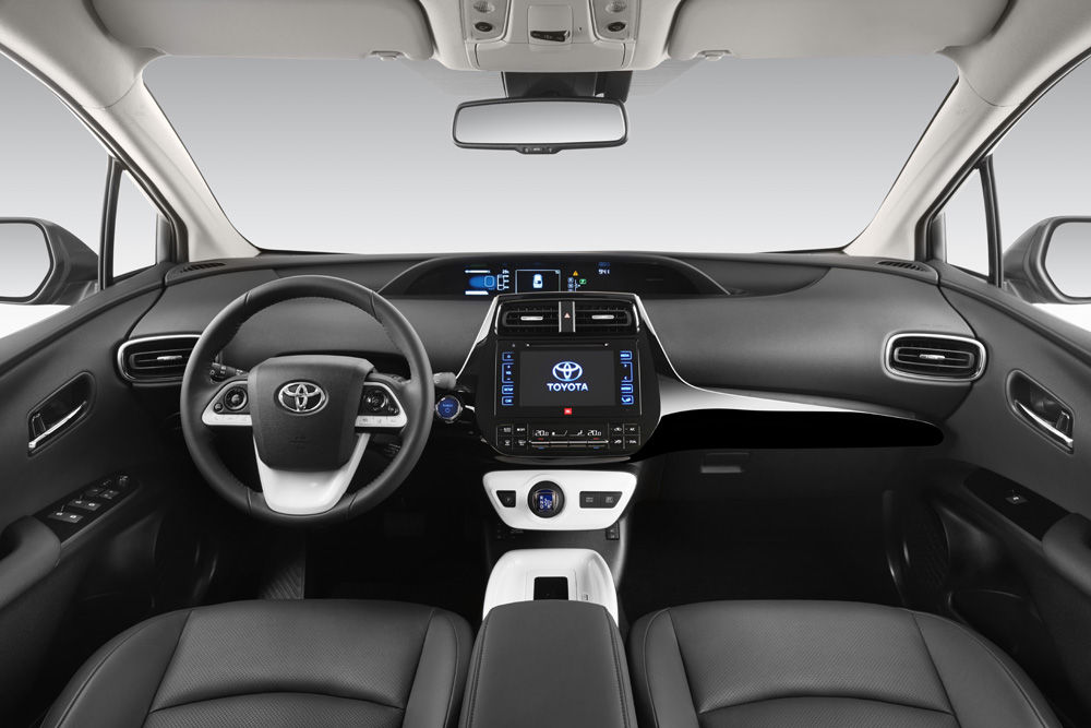 Toyota Prius İç 2