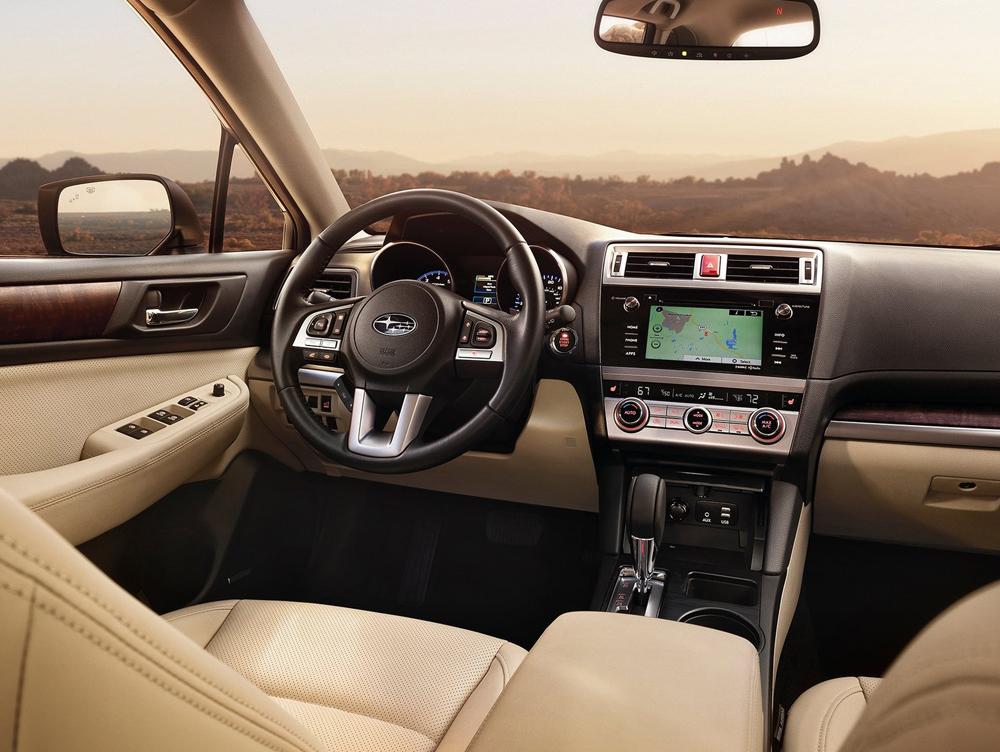 Subaru Outback İç