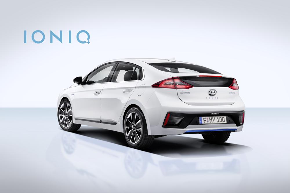 Hyundai IONIQ Arka