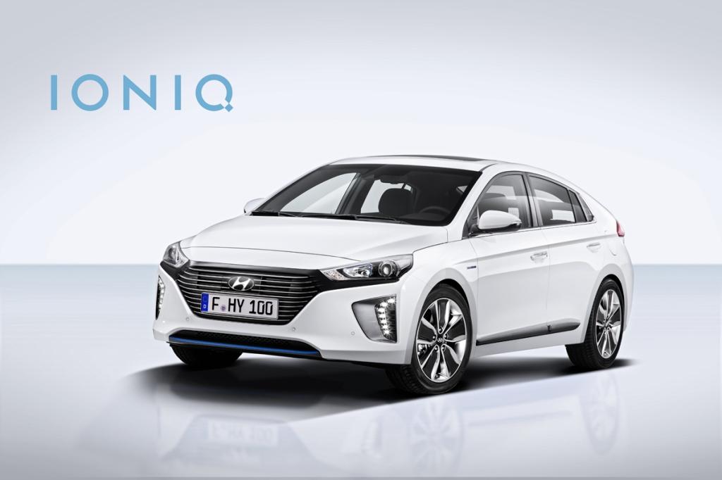 Hyundai IONIQ Ön