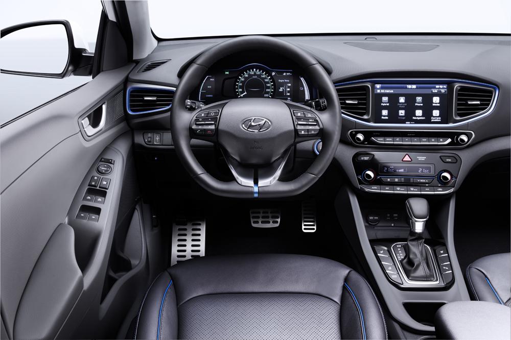 Hyundai IONIQ İç