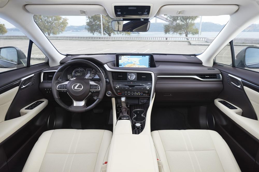 Lexus RX İç