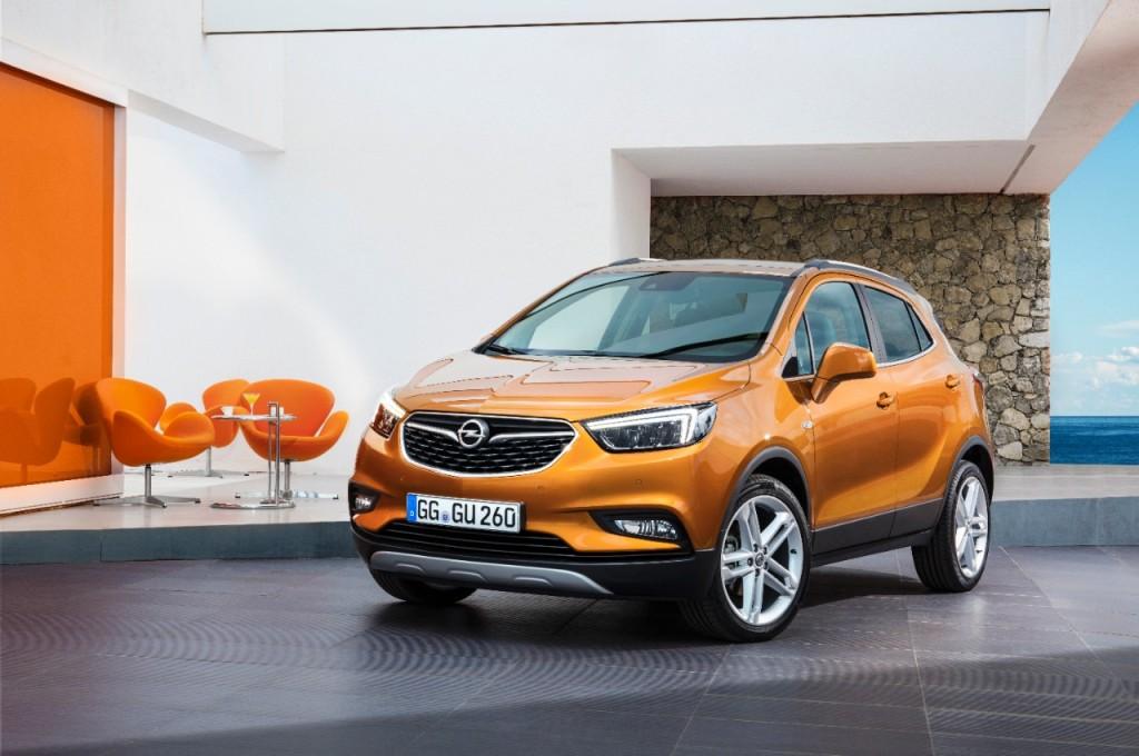 Opel Mokka X Ön