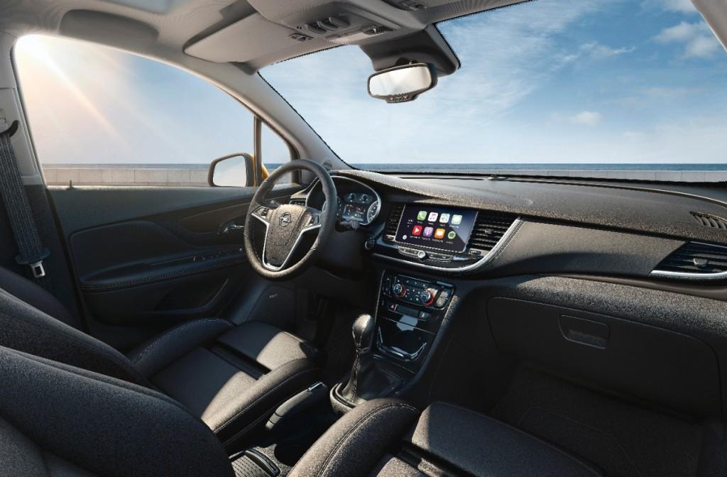 Opel Mokka X İç