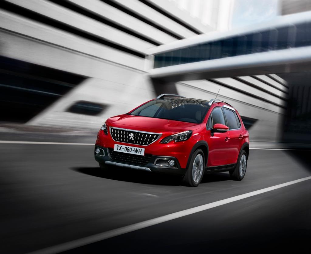 Peugeot 2008 Ön