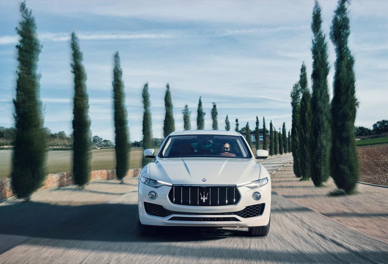 Maserati Levante Ön