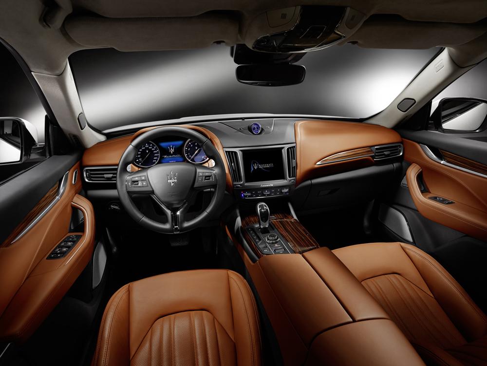 Maserati Levante İç