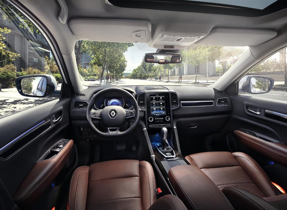 Renault Koleos İç